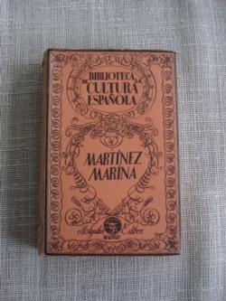 Ver os detalles de:  Martínez Marina