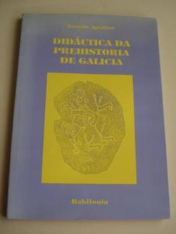 Ver os detalles de:  Didáctica da Prehistoria de Galicia