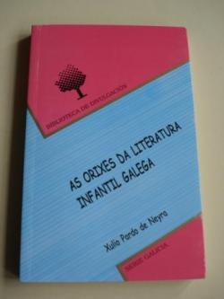 Ver os detalles de:  As orixes da literatura infantil galega (1918-1936)
