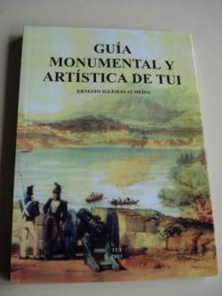 Ver os detalles de:  Guía monumental y artística de Tui