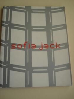 Ver os detalles de:  Sofía Jack. Catálogo Exposición MACUF