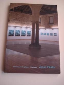 Ver os detalles de:  Jesús Pastor. 3 notas a pie de página. 3 footnotes. Exposición 2007. Patio de Escuelas Menores. Universidad de Salamanca