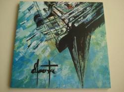 Ver os detalles de:  ALFONSO COSTA. A cor do aire. Espacio. Tempo. Catálogo da Exposición en Galería Trebellar Arte (A Coruña)