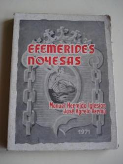Ver os detalles de:  Efemérides noyesas