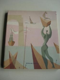 Ver os detalles de:  Mario Granell (1914-1991). Catálogo Exposición na Casa da Parra (Santiago de Compostela), xaneiro-marzo, 1997,