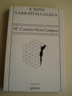 Ver os detalles de:  A nova narrativa galega