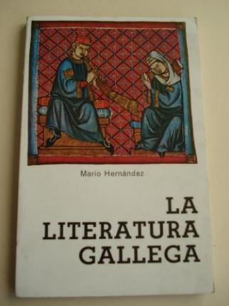 Breve introducción a la literatura gallega (1200-1936) - Ver os detalles do produto