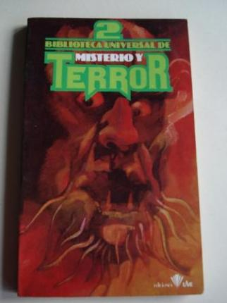BIBLIOTECA UNIVERSAL DE MISTERIO Y TERROR, Nº 2 - Ver os detalles do produto