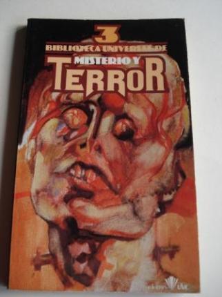 BIBLIOTECA UNIVERSAL DE MISTERIO Y TERROR, Nº 3 - Ver os detalles do produto