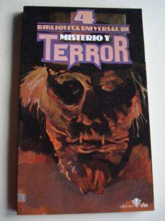 BIBLIOTECA UNIVERSAL DE MISTERIO Y TERROR, Nº 4 - Ver os detalles do produto