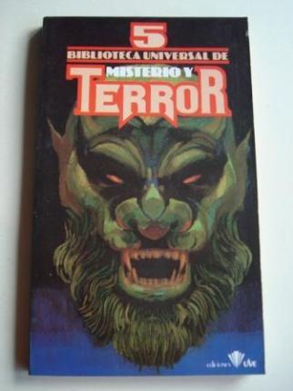 BIBLIOTECA UNIVERSAL DE MISTERIO Y TERROR, Nº 5 - Ver os detalles do produto
