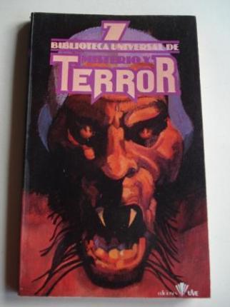 BIBLIOTECA UNIVERSAL DE MISTERIO Y TERROR, Nº 7 - Ver os detalles do produto