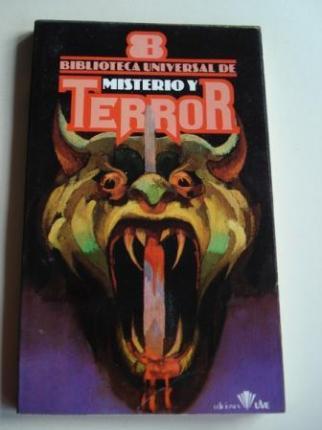 BIBLIOTECA UNIVERSAL DE MISTERIO Y TERROR, Nº 8 - Ver os detalles do produto