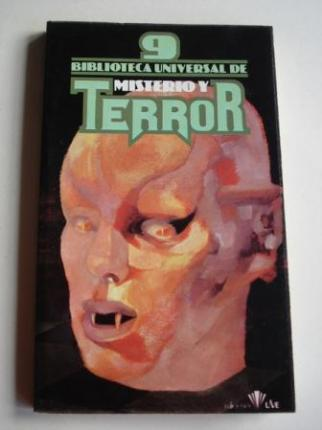 BIBLIOTECA UNIVERSAL DE MISTERIO Y TERROR, Nº 9 - Ver os detalles do produto