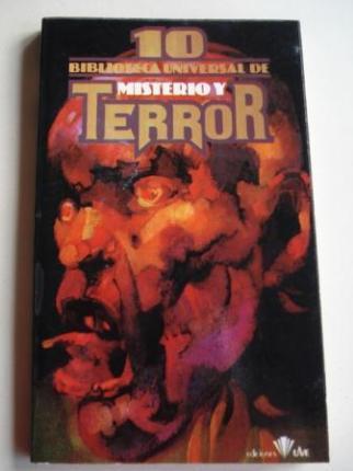 BIBLIOTECA UNIVERSAL DE MISTERIO Y TERROR, Nº 10 - Ver os detalles do produto