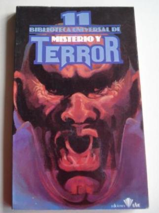 BIBLIOTECA UNIVERSAL DE MISTERIO Y TERROR, Nº 11 - Ver os detalles do produto