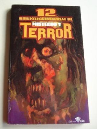 BIBLIOTECA UNIVERSAL DE MISTERIO Y TERROR, Nº 12 - Ver os detalles do produto