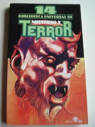 BIBLIOTECA UNIVERSAL DE MISTERIO Y TERROR, Nº 14 - Ver os detalles do produto