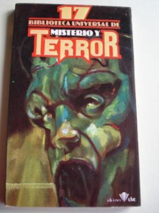 BIBLIOTECA UNIVERSAL DE MISTERIO Y TERROR, Nº 17 - Ver os detalles do produto