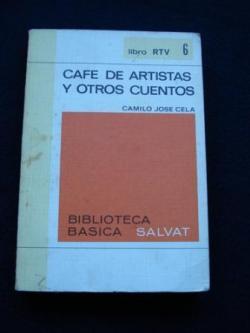 Ver os detalles de:  Café de artistas y otros cuentos