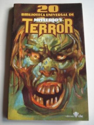 BIBLIOTECA UNIVERSAL DE MISTERIO Y TERROR, Nº 20 - Ver os detalles do produto