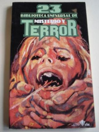 BIBLIOTECA UNIVERSAL DE MISTERIO Y TERROR, Nº 23 - Ver os detalles do produto