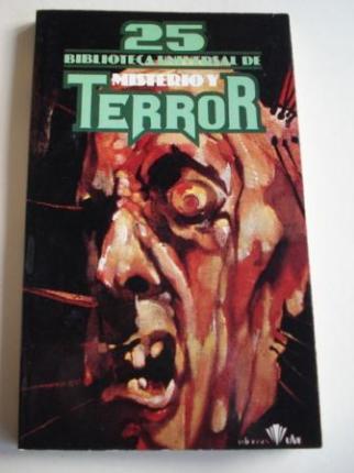 BIBLIOTECA UNIVERSAL DE MISTERIO Y TERROR, Nº 25 - Ver os detalles do produto