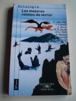 Ver os detalles de:  Los mejores relatos de terror. Antología. Selección y prólogo de Mauricio Molina