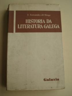 Ver os detalles de:  Historia da literatura galega