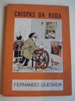 Ver os detalles de:  Chispas da roda. Colección O Moucho, nº 23