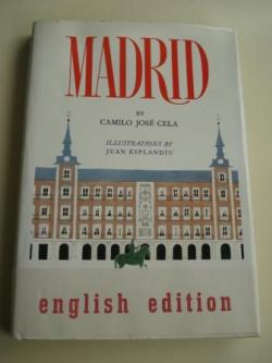 Ver os detalles de:  Madrid (English edition). Calidoscopio callejero, marítimo y campestre de C. J. C. para el Reino y Ultramar, I