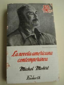 Ver os detalles de:  La novela americana contemporánea