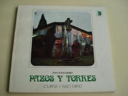 Ver os detalles de:  INVENTARIO PAZOS Y TORRES. TOMO 3. LOURIÑA Y BAJO MIÑO