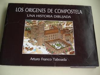 Los orígenes de Compostela. Una historia dibujada - Ver os detalles do produto