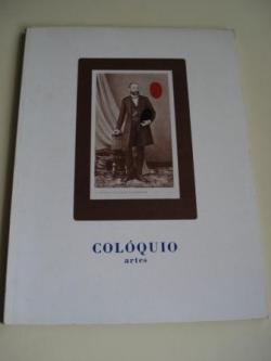 Ver os detalles de:  COLÓQUIO ARTES. REVISTA TRIMESTRAL DE ARTES VISUAIS, MÚSICA E BAILADO - Nº 43 (DEZEMBRO 1979) Textos en portugués, francés, español