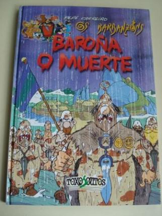 Os Barbanzóns. Baroña o muerte (Texto en español) - Ver los detalles del producto