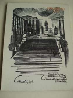 Ver os detalles de:  COLÓQUIO ARTES. REVISTA TRIMESTRAL DE ARTES VISUAIS, MÚSICA E BAILADO - Nº 48 (MARÇO 1981) Textos en portugués, francés