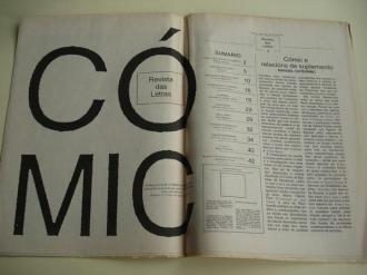 CÓMIC. REVISTA DAS LETRAS (EL CORREO GALLEGO). 5 DE AGOSTO DE 1993 - Ver los detalles del producto