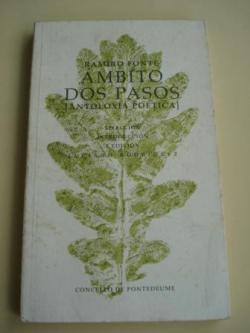 Ver os detalles de:  Ámbito dos pasos (Antoloxía poética). Selección, introdución e edición de Luciano Rodríguez