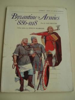 Ver os detalles de:  Byzantine Armies 886-1118 (Texto en inglés)