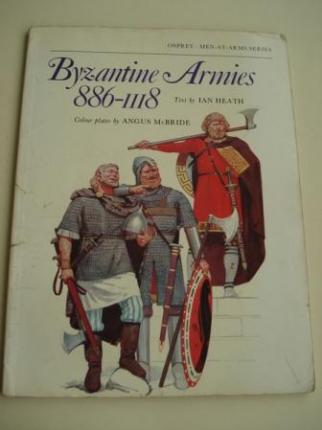 Byzantine Armies 886-1118 (Texto en inglés) - Ver os detalles do produto