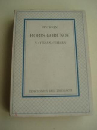 Boris Gudunov y otras obras (Teatro ruso). Joyas Literarias de la Rusia de antaño, tomo 3 - Ver os detalles do produto