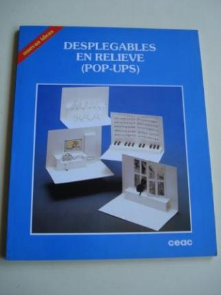 Desplegables en relieve (Pop-ups) - Ver os detalles do produto