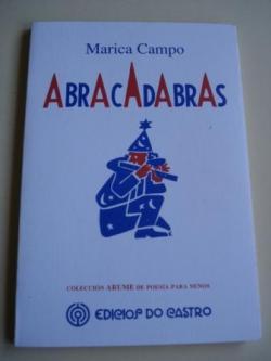 Ver os detalles de:  Abracadabras. Colección Arume de Poesía para Nenos