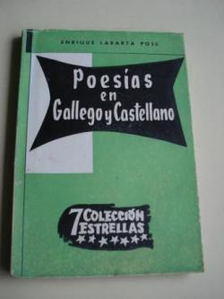 Ver os detalles de:  Poesías en Gallego y Castellano
