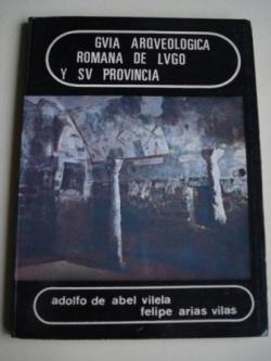 Ver os detalles de:  Guía arqueológica romana de Lugo y su provincia