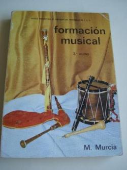 Ver os detalles de:  Formación musical. 2º curso