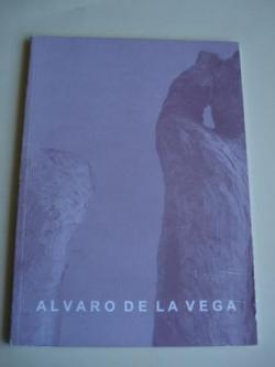 Ver os detalles de:  ESCULTURAS ÁLVARO DE LA VEGA. Catálogo Exposición Galería Clérigos, Ourense, 1999