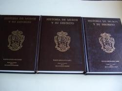 Ver os detalles de:  Historia de Muros y su distrito (3 tomos)