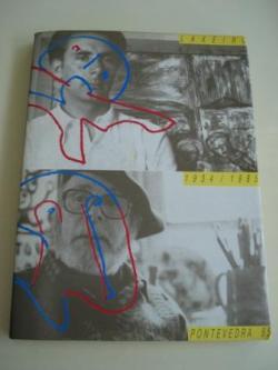 Ver os detalles de:  Laxeiro 1934 / 1985. VIII Bienal Nacional de Arte Diputación Provincial de Pontevedra, Pontevedra 1985